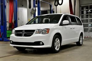 2018 Dodge Grand Caravan CREW PLUS CUIR * PORTES MOTORISEES * SI