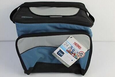 Thermos Storage Bag Soft Cooler 24 Can Iso-Tec Layered -