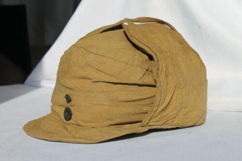 PLA PVA Chinese Korean War Era Army Field Hat Captured Bringback Eighth Route