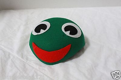 HALLOWEEN GREEN FROGGY HAT For ADULTS and KIDS UNISEX PARTY FAVOR  G0534D - Halloween Party Favors Adults