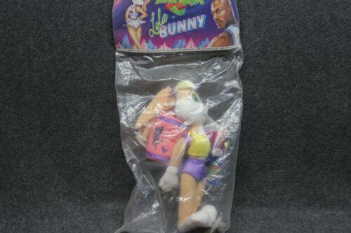 New Space Jam Plush - Lola Bunny Rabbit NIP Vintage Looney Tunes McDonalds