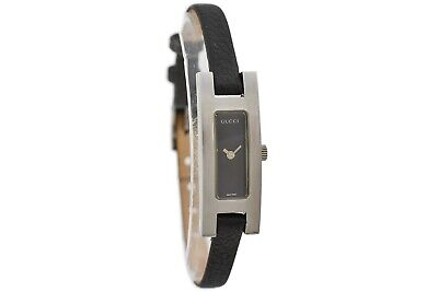 Vintage Gucci 3900L Stainless Steel Quartz Petite Ladies Watch 1895