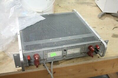 Power Designs Inc Tw6050a Universal Dc Power Supply