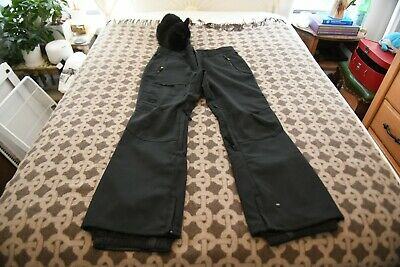 !!! LOOK !!! QUIKSILVER DRYFLIGHT L LG SNOW PANTS SKI SNOWBOARD BRAND NEW !!!