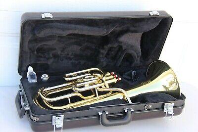 Used, Yamaha NEO YBH831 Horn YBH 831 Baritone wth Hard Case STORE DISPLAY PROFESSIONAL for sale  Phoenix