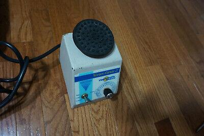 Vwr Genie 2 Vortexer Vortex Shaker Mixer Used Lab  Rotator Mini Touch Veez