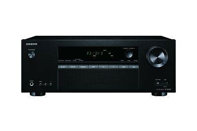 Onkyo Surround Sound Audio & Video Component Receiver Black -