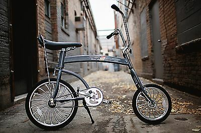 Swing Bike!  Own the new Swing Bike!  Makes a perfect Christmas present!