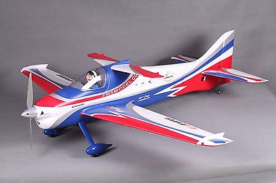 FMS 1400mm F3A Olympics PNP RC Plane No Radio
