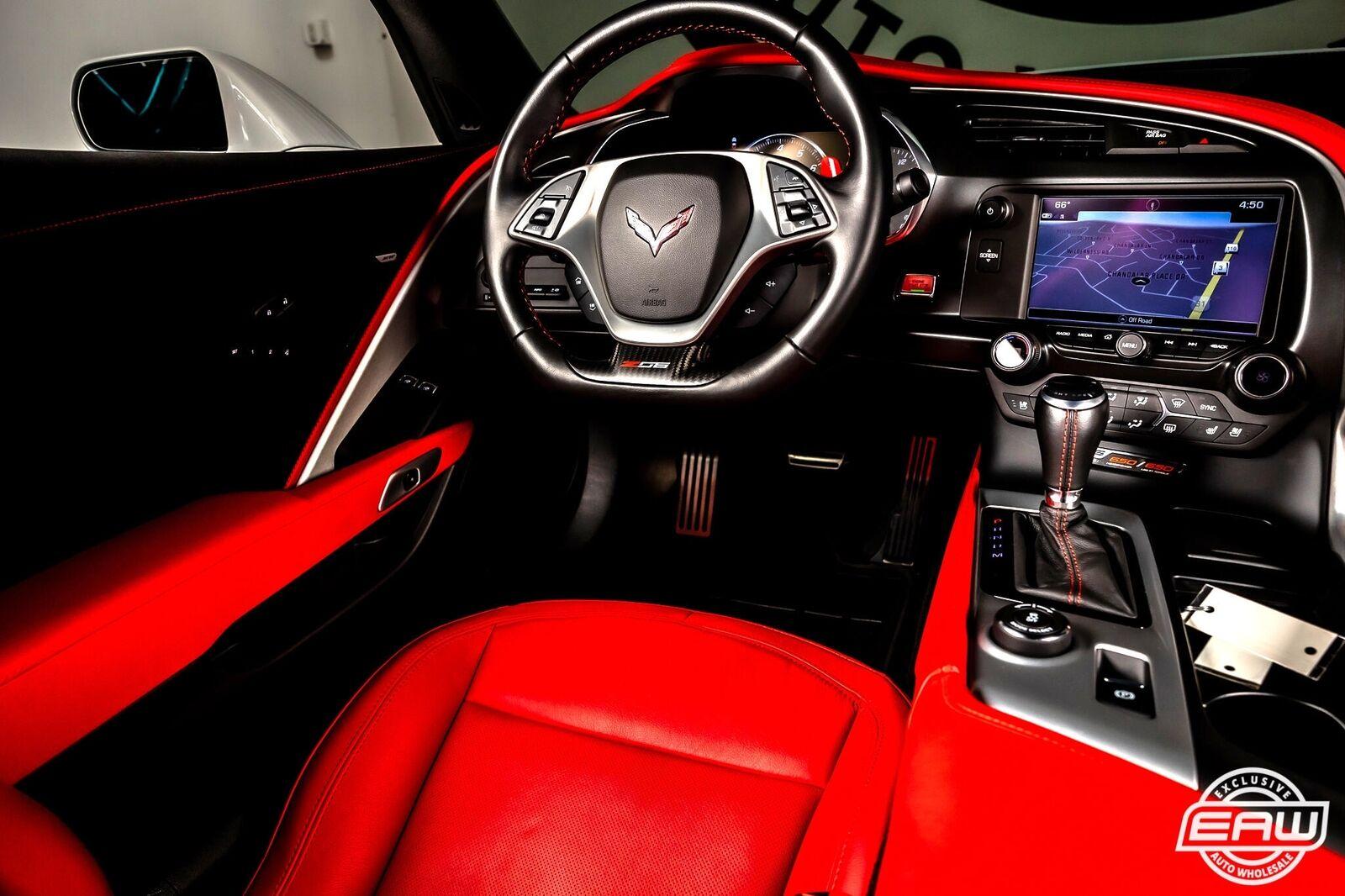 2019 White Chevrolet Corvette Z06 2LZ | C7 Corvette Photo 7