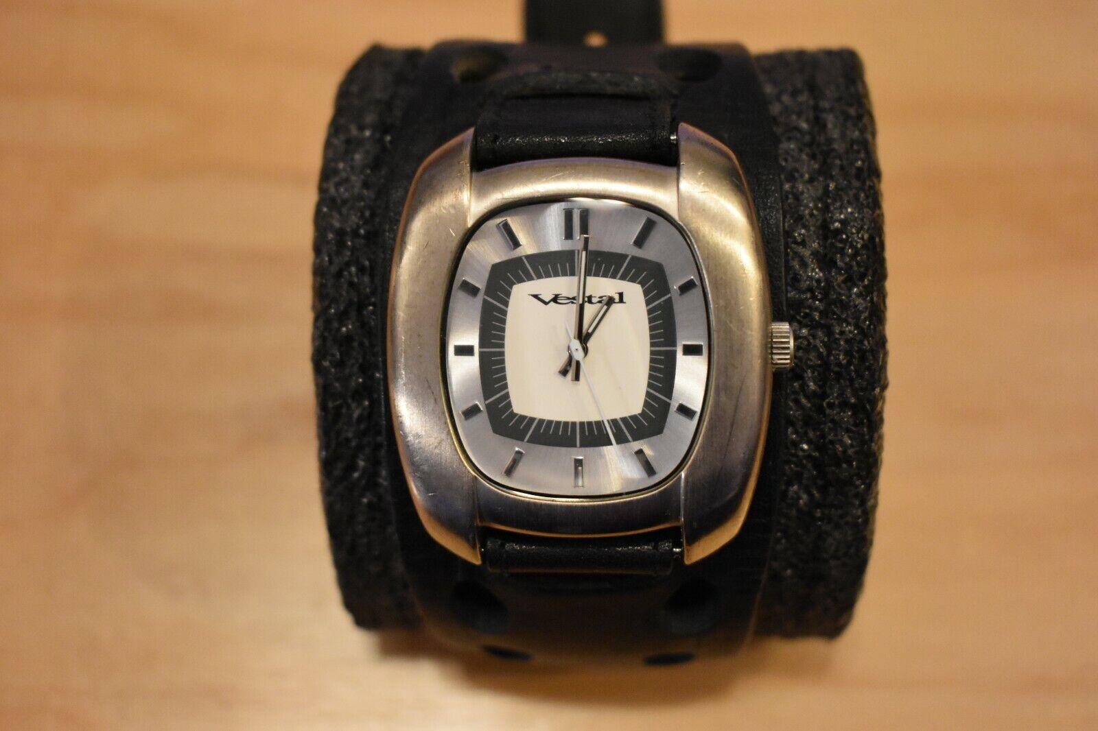 Vestal Super-Fi Watch Blk - $39.99