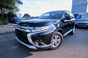 2016 Mitsubishi Outlander ES, Heated seats, Cruise Control, remo