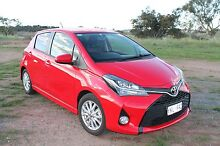 2015 Toyota Yaris ZR Hatchback Duffy Weston Creek Preview