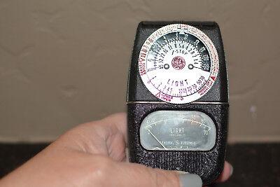 Измерители света Vintage GE Light Meter