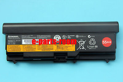 9-Cell 55++ Genuine Battery for Lenovo T410 T420 W510 L410 E420 Edge 14 Edge 15