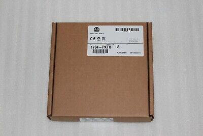 Factory Seal Allen Bradley 1784-pktx B 1784pktx Ser B Mfd 2014