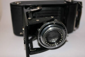 Voigtlander Bessa Folding Camera
