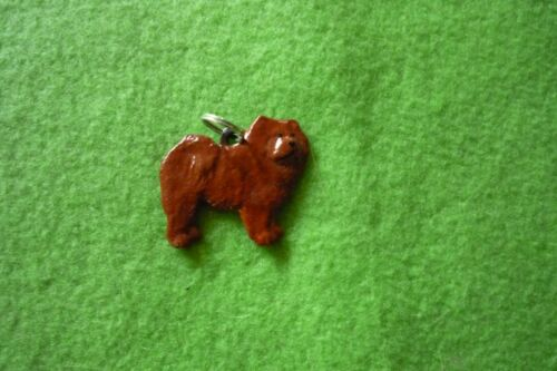 CHOW DOG NECKLACE