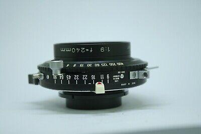 Rodenstock  4x5  len,s        240mm 1;9       APO- Ronar