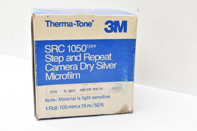 3M Therma-Tone SRC-1050 Camera Dry Silver Microfilm