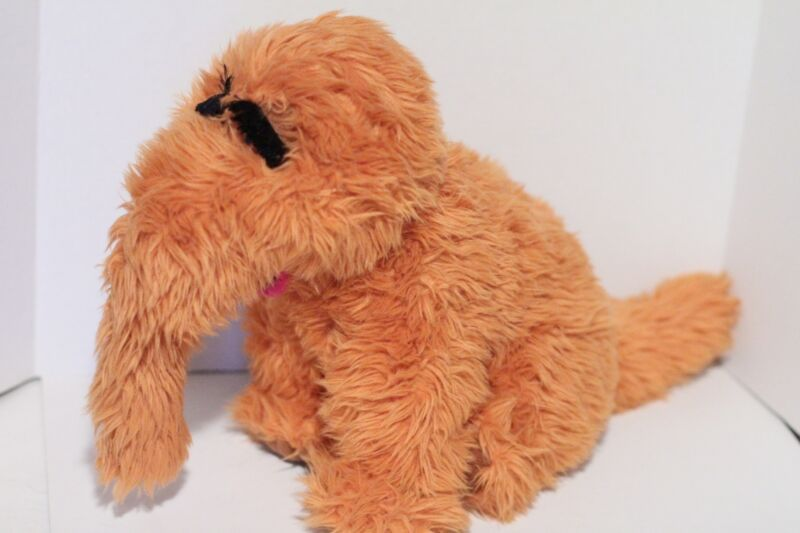 "Sesame Street Snuffleupagus 12"" Snuffy Plush Toy Doll 2011"