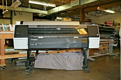 Epson Stylus Pro 9900 Large Format Printer With Spectroproofer 10 Color Inks