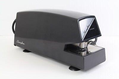 Swingline Model 67 Electric Stapler Desktop Heavy Duty Commercial Vintage Tested
