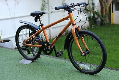Frog Bike 55.  Orange. Good condition. Just serviced - New chain and cassette.