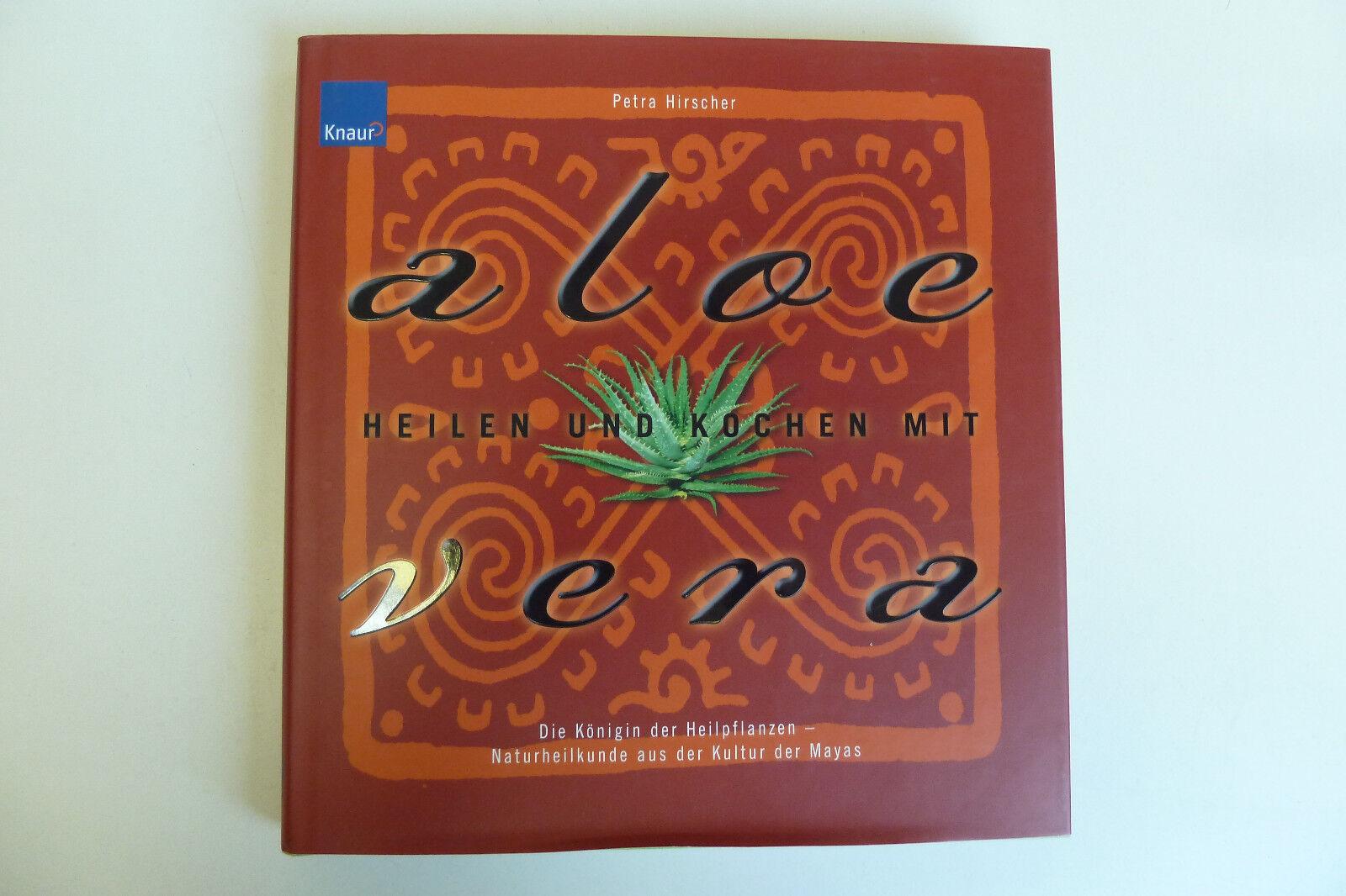 """Buch """"Heilen und kochen mit Aloe Vera"""" (Petra Hirscher) - Heilpflanzen"""