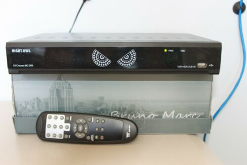 Night Owl DVR 16 channel 1080 Lite DVR