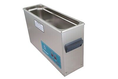 Crest Powersonic Ultrasonic Cleaner 2.5 G Digital Heat Pc P1200htpc-45 115v