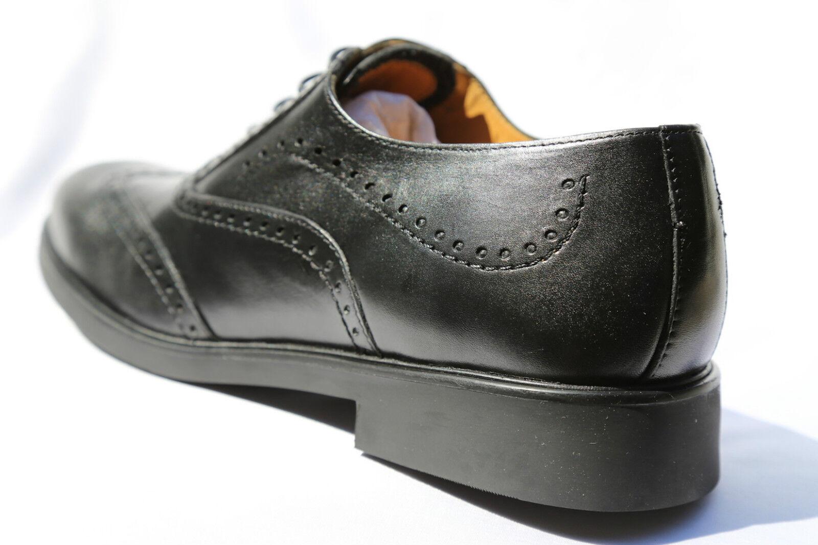 chaussures richelieu de ville homme cuir noir eur 79 00 picclick fr. Black Bedroom Furniture Sets. Home Design Ideas