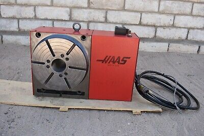 Used Haas Hrt310 Rotary Table Indexer 17 Pin 12 Table