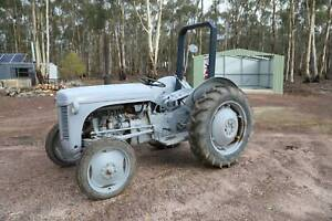 grey fergie | Farming Vehicles & Equipment | Gumtree Australia Free