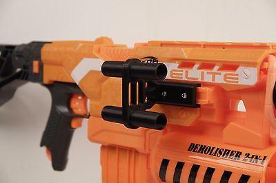 3D Printed – Spare 4 Bomb/Missile Holder for Nerf Demolisher Dart Gun Blaster