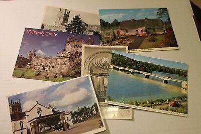 ireland postcards x 6