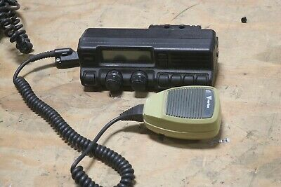 Motorola Pm1200 Standard Vertex Vx-6000 Two Way Radio Control Head Wmic Keypad