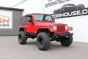 2005 Jeep TJ Sport Low Kilometers & A/C