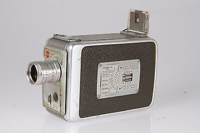 Kodak Brownie Movie Camera Modell 2 mit 1,9/13mm Ektanon u.  WW-Converter 9mm Movie Converter