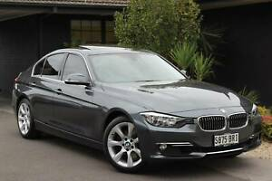 2012 BMW 328i F30 Sedan Automatic 2.0T [MY13] Somerton Park Holdfast Bay Preview
