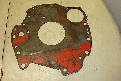 1961 Ford 641 Tractor Rear Engine Plate 600 800