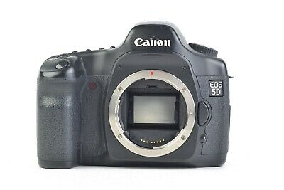 Canon EOS 5D 12.8 MP Digital SLR Camera (Body Only) #L0531