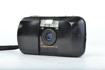 Olympus Infinity Stylus 35mm Point and Shoot Film Camera #M71329