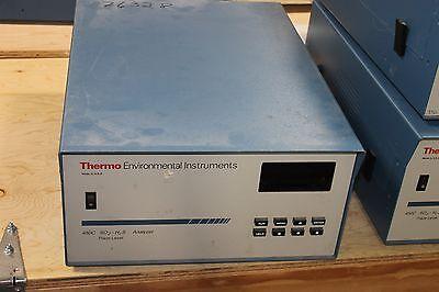 Thermo Environmental Analyzer Model 450c So2-h2s Analyzer