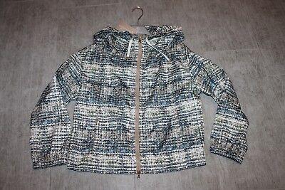 Sonia Bogner Damen Sport Jacke Charly Blau Grün Weiß Größe 36 UVP 999 Euro (Yoga Jacke Blau)