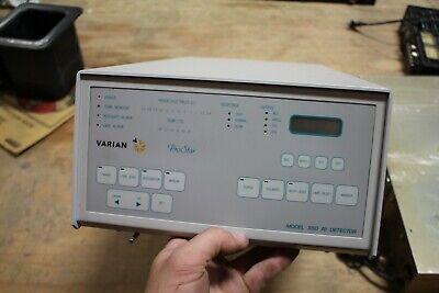 Varian Prostar Model 350 Ri Refractive Index Detector