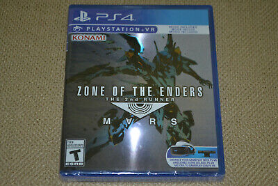 Zone Of The Enders The 2nd Runner (PlayStation 4) Brand New Fast Ship PS4 PSVR comprar usado  Enviando para Brazil