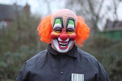 SLIPKNOT SHAWN CRAHAN SELFTITLED CLOWN MASK RARE CREEPY KORN HORROR - Slipknot Clown