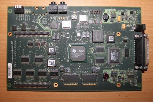 Texas Instruments TMS320C6711 DSK, DSP Starter Kit Board