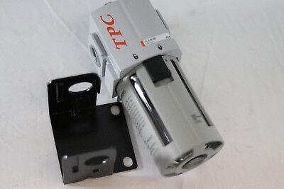 Tpc Pneumatics 12 Compressed Air Lubricator In-line Oiler For Air Compressor
